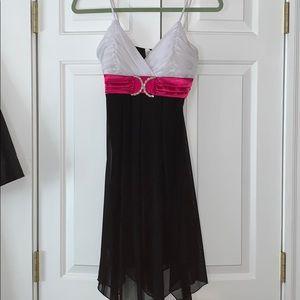 Semi-formal dress